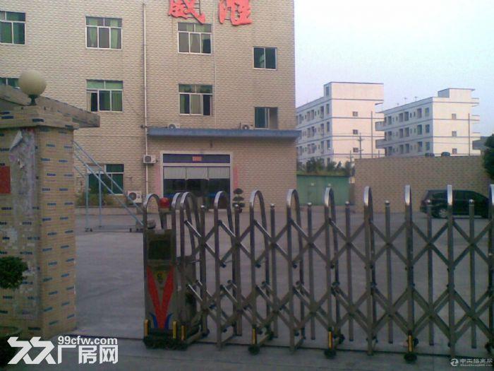 拱墅康桥4400方楼上厂房出租可分租-图(1)