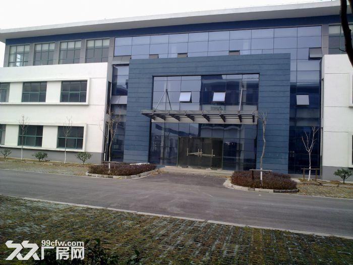 苏州新区好地段一幢5500平米单层精装带平台厂房出租-图(1)
