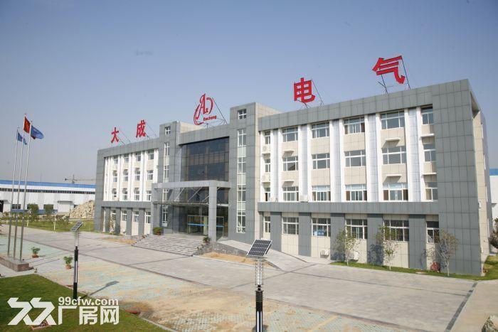 泰安高新区标准钢结构厂房招租-图(1)