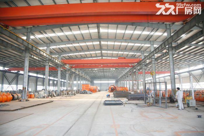 泰安高新区标准钢结构厂房招租-图(3)
