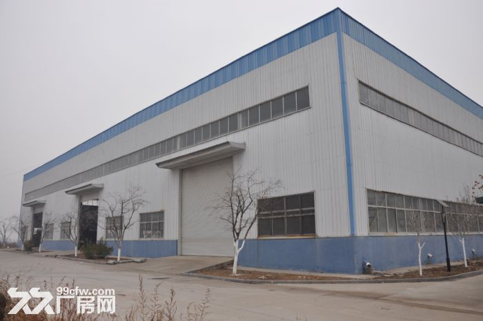 泰安高新区标准钢结构厂房招租-图(4)