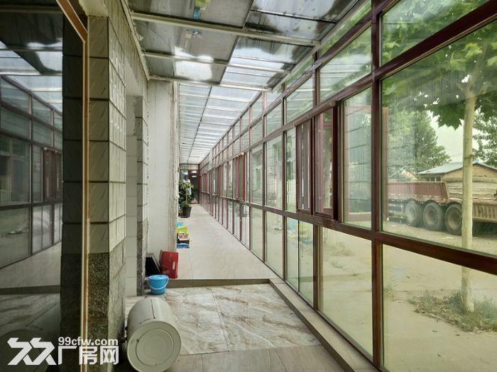 通州永乐店大院子库房出租3000平米-图(1)
