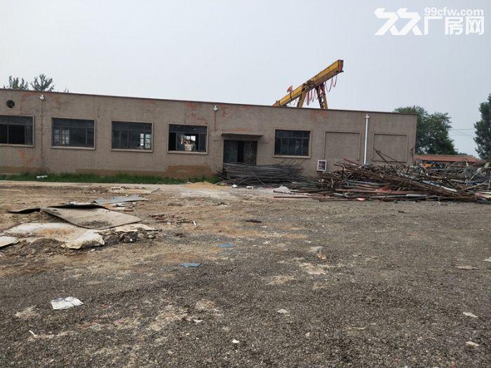 通州永乐店大院子库房出租3000平米-图(3)