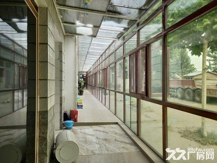 通州永乐店大院子库房3000平米出租-图(1)