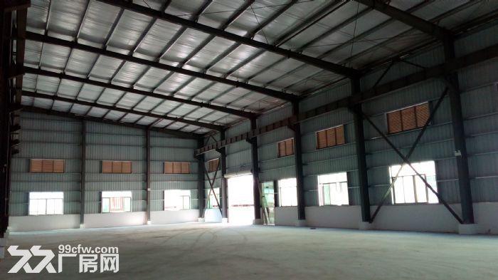 珠海金湾20000平方钢构厂房招租高9米-图(2)