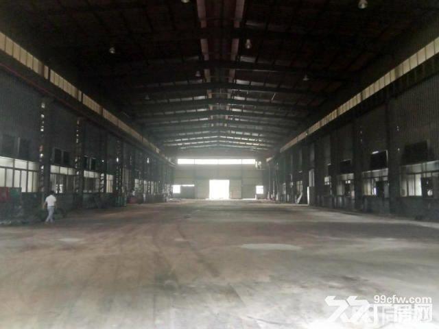 深圳石岩爱群路附近新出8000平钢构房,层高12米-图(1)