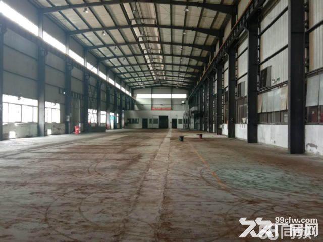 深圳石岩爱群路附近新出8000平钢构房,层高12米-图(2)