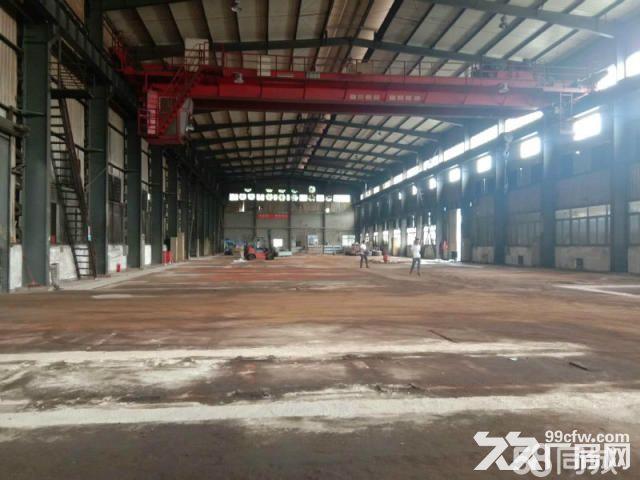深圳石岩爱群路附近新出8000平钢构房,层高12米-图(3)
