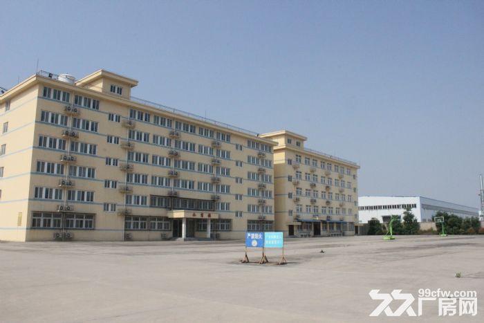 固镇西北50公里宿州经开区优质厂房可租可售-图(2)