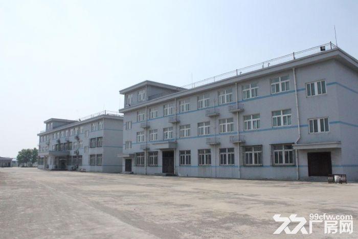 固镇西北50公里宿州经开区优质厂房可租可售-图(3)