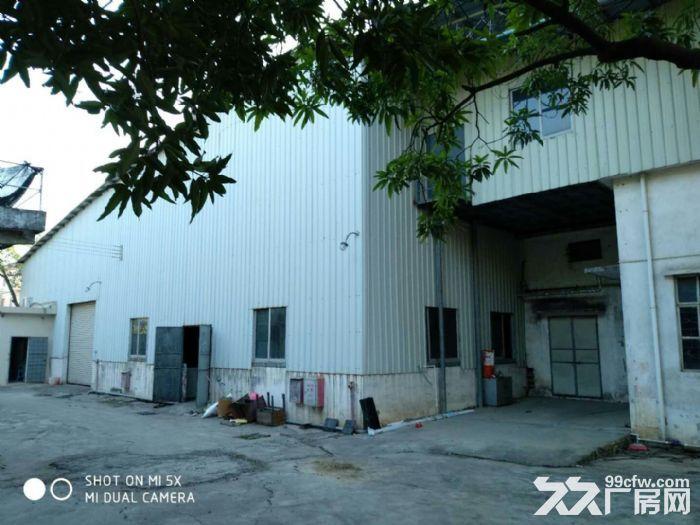 南沙大岗2000平方标准厂房出租,有化工营业执照-图(8)