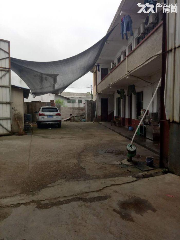 开福区独门独院标准钢结构厂房出租-图(2)