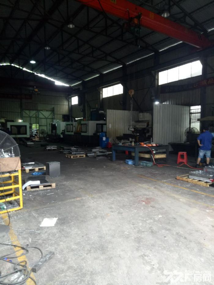 开福区独门独院标准钢结构厂房出租-图(3)