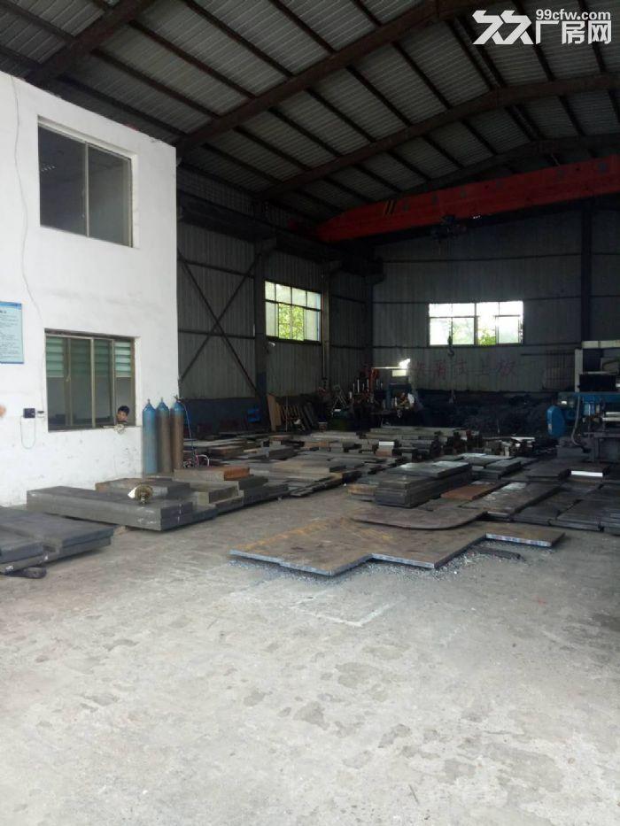 开福区独门独院标准钢结构厂房出租-图(4)
