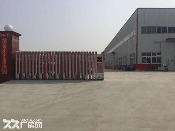工业城标准化厂房、仓库出租-图(1)