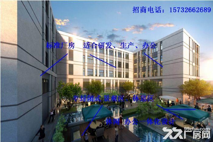 北京周边租售园区厂房能办环评适合研发生产办公临高速交通便利能进大车-图(1)