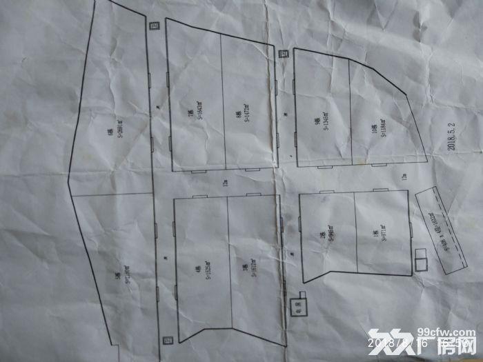 全新独院单层厂房15000平米出租-图(1)