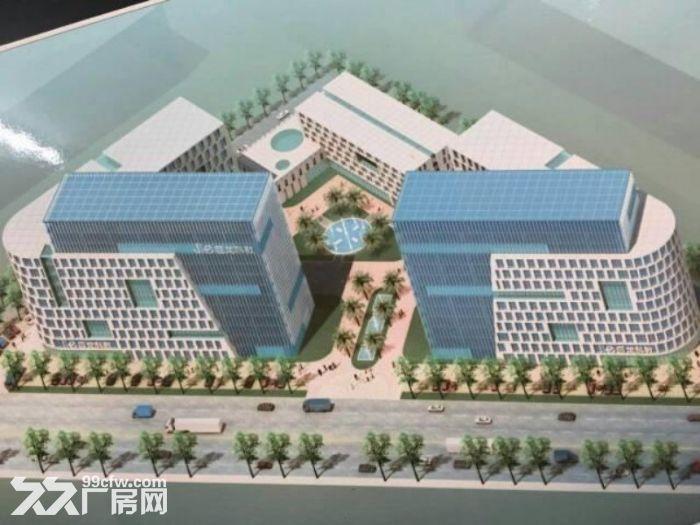 宝龙工业城7万平米原房东红本独院厂房招租-图(4)