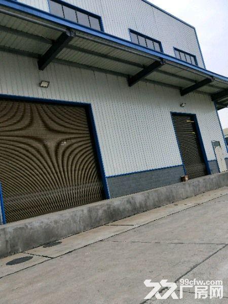 产业园区!正规标准厂房仓库5000平方米可分租-图(1)