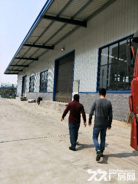 产业园区!正规标准厂房仓库5000平方米可分租-图(4)