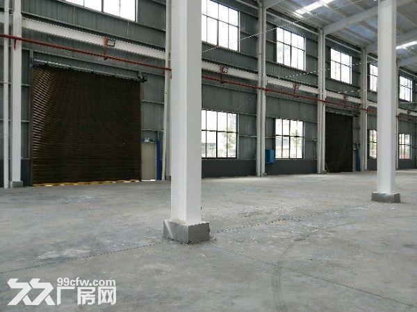 产业园区!正规标准厂房仓库5000平方米可分租-图(5)