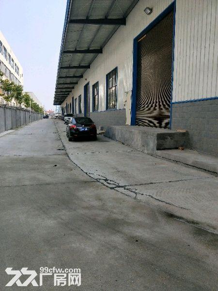 产业园区!正规标准厂房仓库5000平方米可分租-图(8)