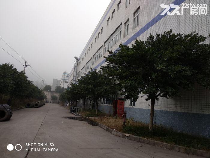 同兴工业园2600方标准行车厂房出租-图(1)
