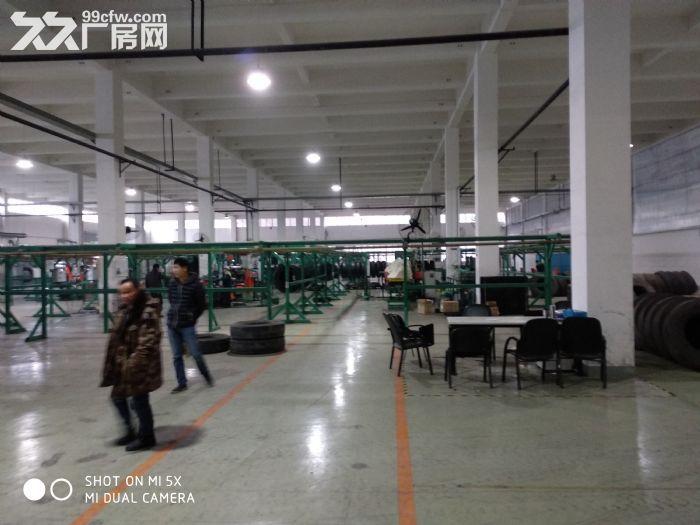 同兴工业园2600方标准行车厂房出租-图(2)