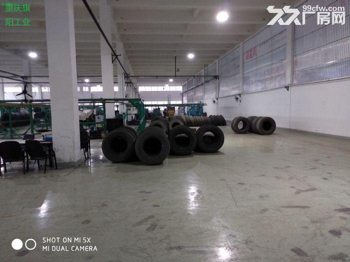 同兴工业园2600方标准行车厂房出租-图(3)