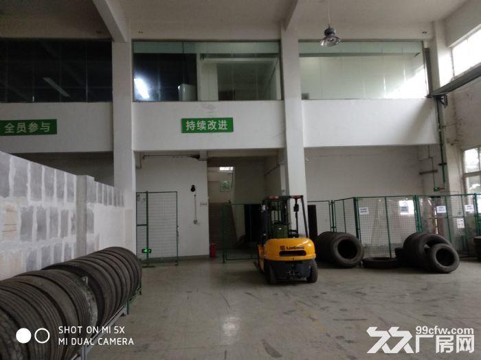同兴工业园2600方标准行车厂房出租-图(4)