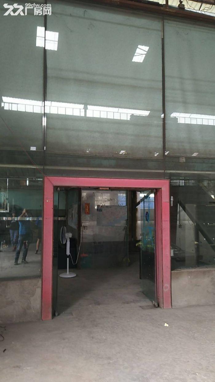 窖北2800方12米高单一层厂房招租(有航吊和办公室)-图(3)