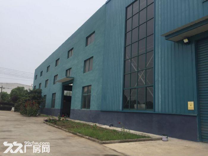 全新3000平钢结构厂房对外出租非中介-图(4)