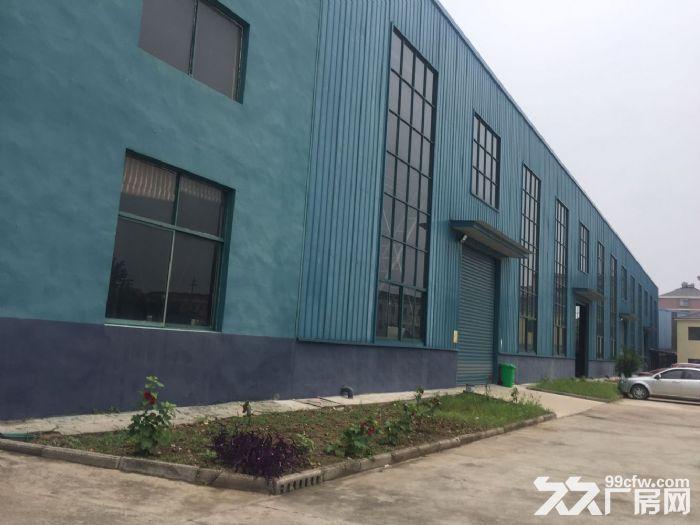 全新3000平钢结构厂房对外出租非中介-图(5)