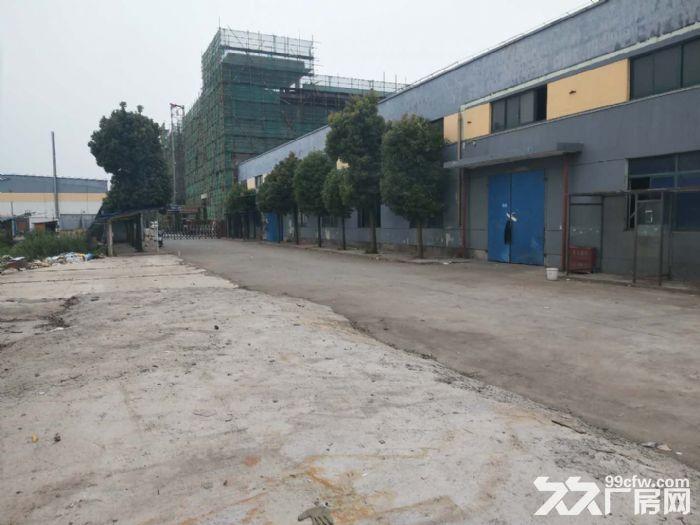 青浦工业区104地块2400平方单层火车头厂房仓库出租,可分割500平方以上,-图(3)