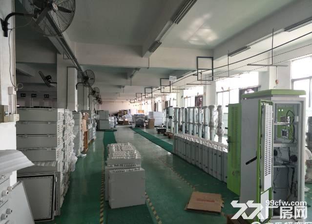 寮步新出楼上整层2200平厂房带精装修无公摊-图(2)