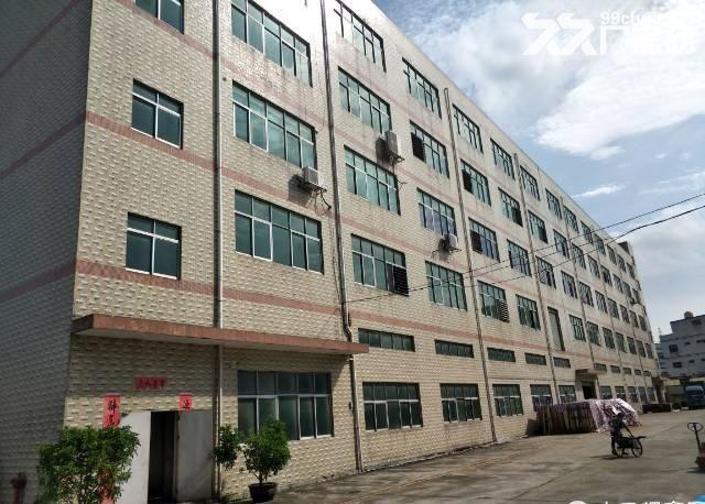 寮步新出楼上整层2200平厂房带精装修无公摊-图(4)