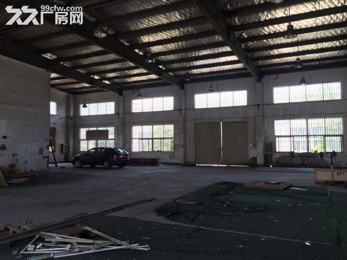 嘉定区马陆镇马东工业园区,独门独院1400平,空地300平对外招租-图(1)