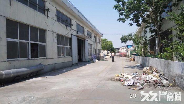嘉定区马陆镇马东工业园区,独门独院1400平,空地300平对外招租-图(2)
