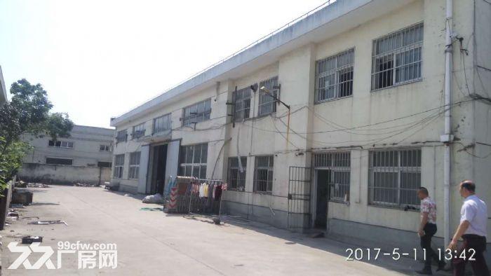 嘉定区马陆镇马东工业园区,独门独院1400平,空地300平对外招租-图(4)