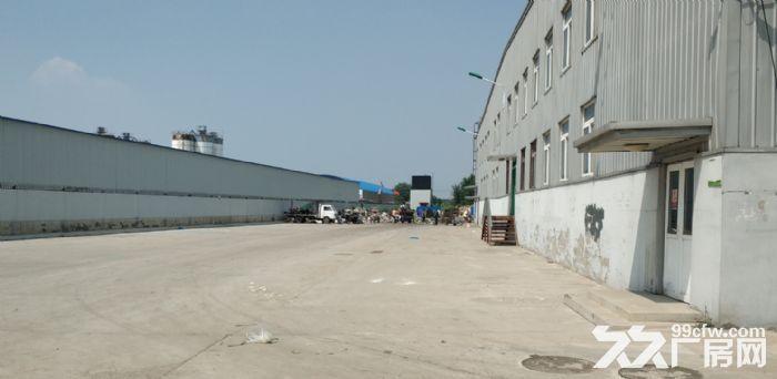 天津北辰外环边上双边高台库3000平米出租-图(2)