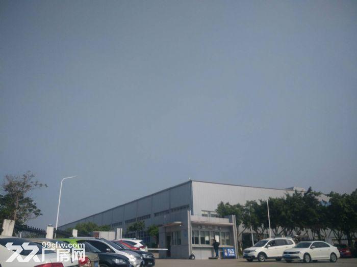 灌口工业区钢结构8500平方出租-图(1)