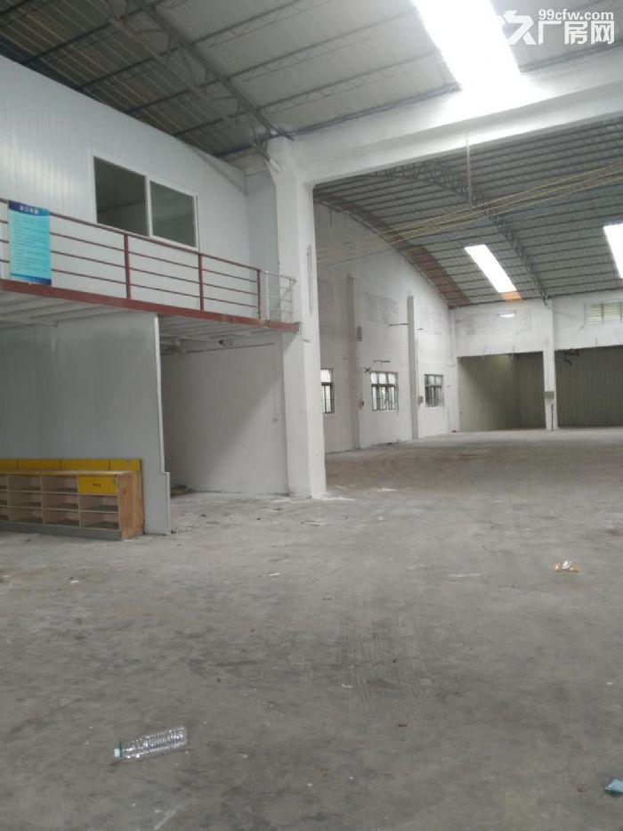 番禺石基金山村简易厂房出租-图(1)