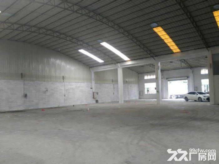 番禺石基金山村简易厂房出租-图(2)