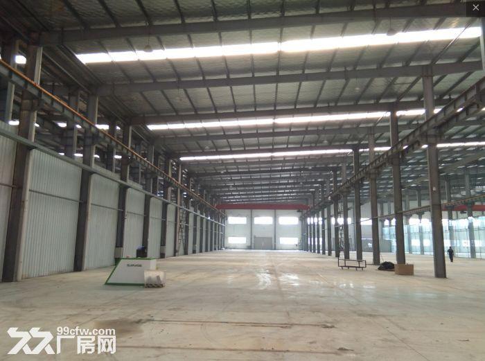 昆山城北独栋单层5000平米机械厂房出租,有行车可以使用-图(3)