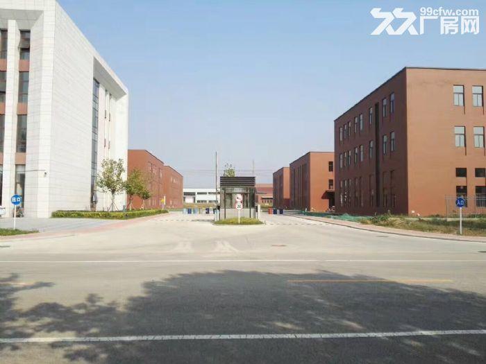 海淀北京正规园区厂房企业独栋北京副中心-图(2)