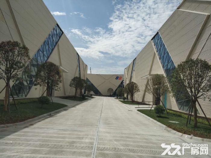 天府新区新建厂房出租,1300平起租无公摊形象好,正规园区能享受各项优惠。-图(4)