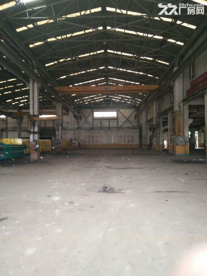 珠海1300−2600平方高13米单层厂房招租-图(1)
