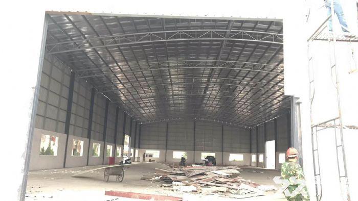 三乡白石独门独院家私厂单一层6000平方米出租,层高6米,可喷漆,可办环保-图(2)