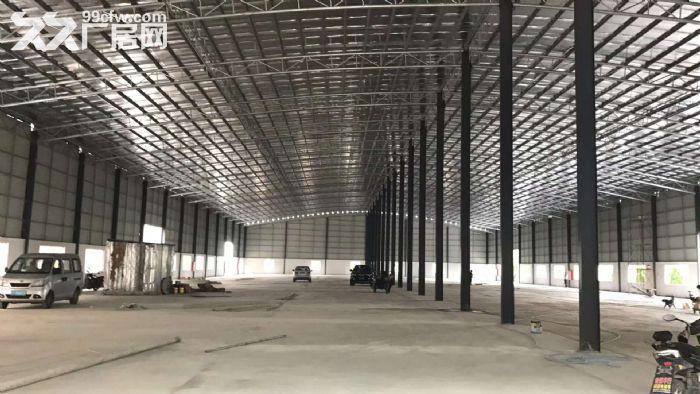 三乡白石独门独院家私厂单一层6000平方米出租,层高6米,可喷漆,可办环保-图(3)