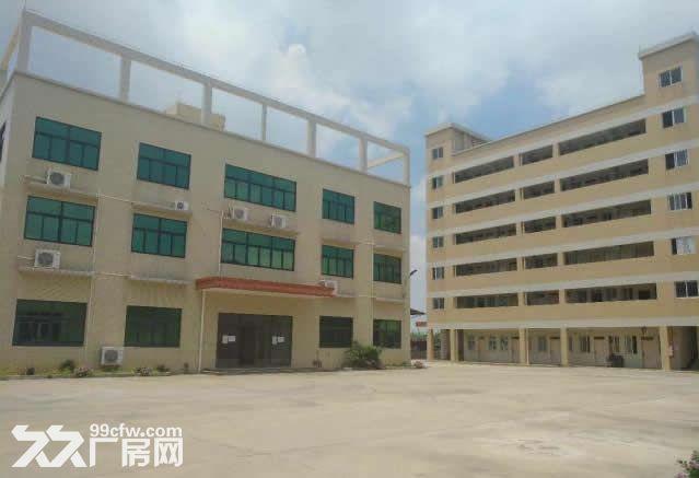 禅城张槎楼上1500平方米超靓厂房招租-图(1)